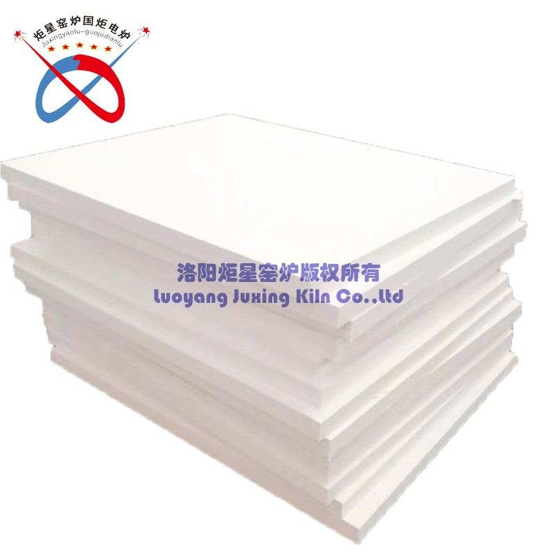 Ultra-high temperature polycrystalline alumina fiber board