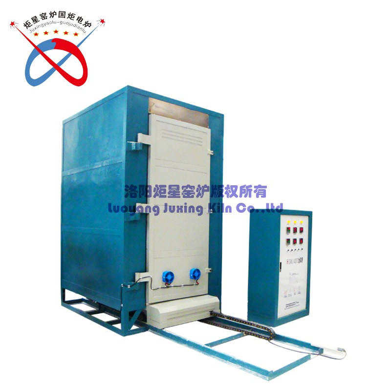 High Temperature Bogie Hearth Electric Furnaces