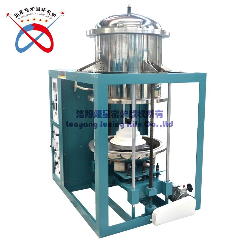 High Temperature Vacuum Atmosphere Lift Furnace-Furnace Inside With Stirring
