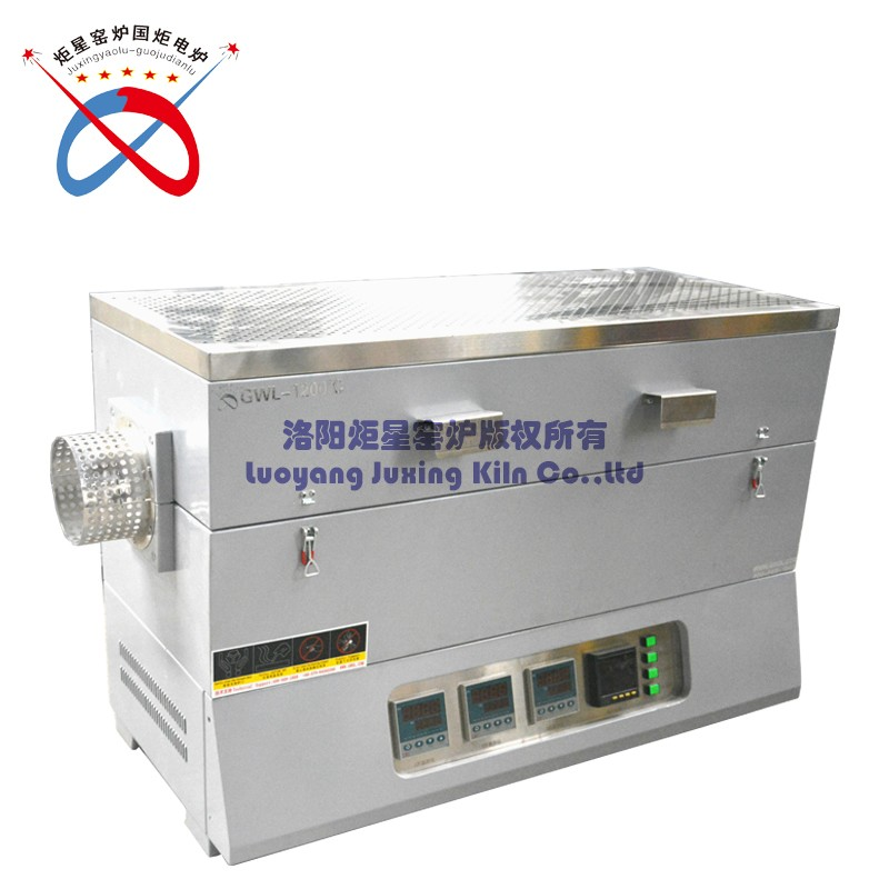 Large Multi-temperature Zone Tube Furnace(GWL-DXDWQGA)