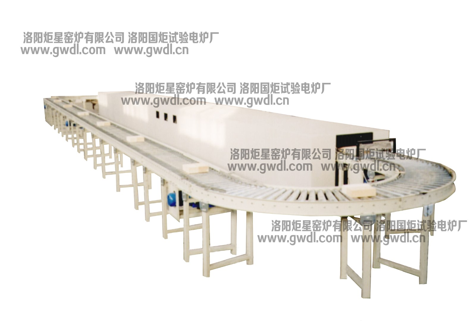 Energy Saving High Temperature Roller Kiln(GWL-SRK)