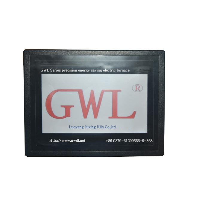 Electric Furnace Touch Screen Control System