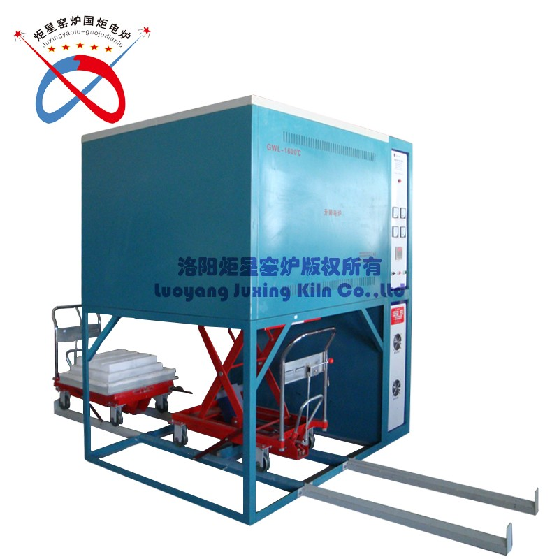 High Temperature Bottom Loading Furnace