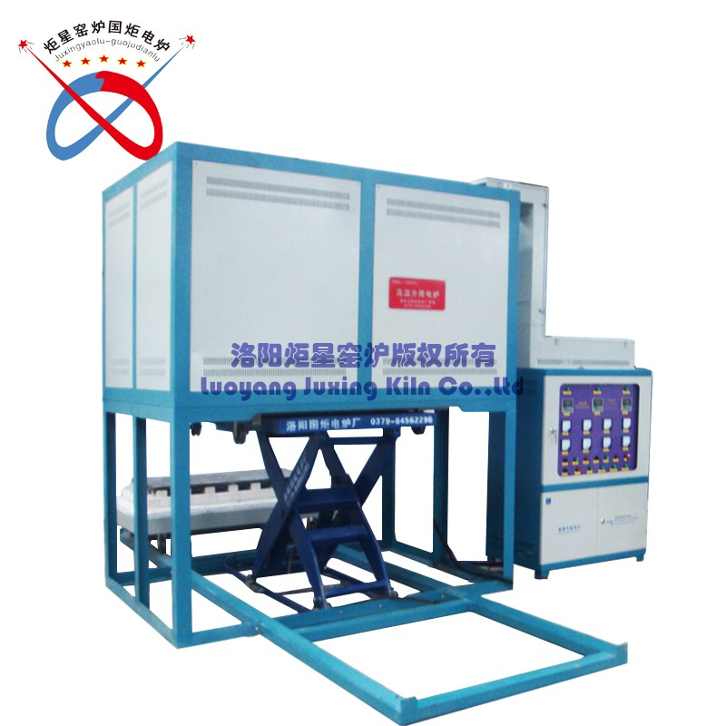 High Temperature Bottom Loading Sapphire Furnace