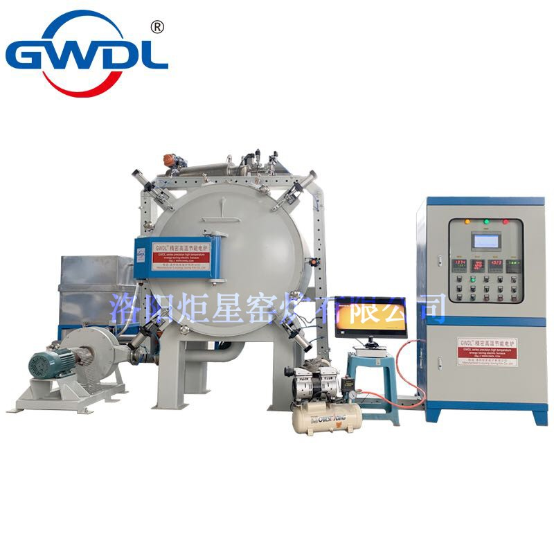 2020 New Arrived High Temperature High Vacuum Sintering Furnace
